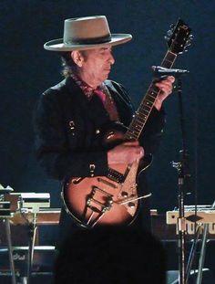 Bob Dylan, 2009, New York City / Photo by Frank Beacham