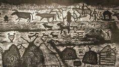 PhotoThe Moscow News / Daryana Antipova-Petroglyphs of Khakassia