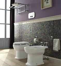 Sbordoni mosaic bathroom
