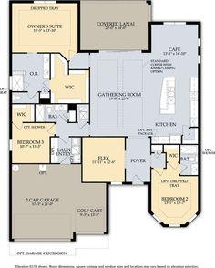 Pulte everton google search new ideas pinterest for Rimodellare i piani per la casa in stile ranch