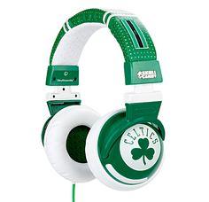 Cool celtics headphones
