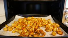 Crispy Baked Breakfast Potatoes « Daniela's love affair with food