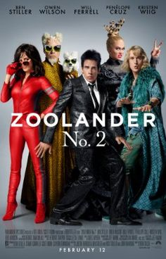 "FULL MOVIE ""Zoolander 2 2016"" streaming iPad IPTVRip movie4k DVD9 android"