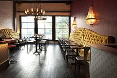 Birch & Barley: Neighborhood Restaurant Group's New Beer-Themed Venue With Private Dining (Northern Virginia-based Neighborhood Restaurant Group - Evening Star Cafe, Vermilion and Tallula)