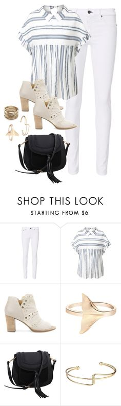 """""""Untitled #3828"""" by theaverageauburn ❤ liked on Polyvore featuring rag & bone, LE3NO, Geox, MKF Collection and Sole Society"""