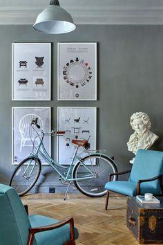 Retro Office By A3interior Design Studio | HomeAdore