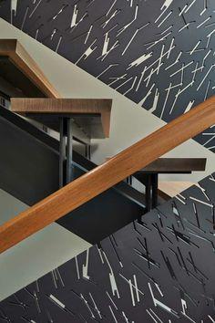 diseños de balaustradas para escaleras interiores