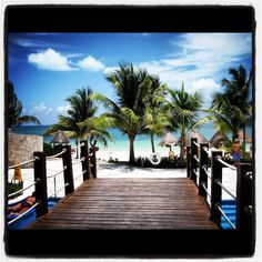 A lovely pic from Excellence #PlayaMujeres :)  #Mexico    More information: Travel Journeys <3 www.travel-journeys.com
