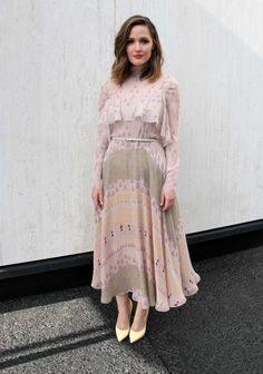 Rose Byrne in Valentino Fall 2016 - 'Neighbors 2' Press Conference Portraits in Los Angeles - April 30, 2016