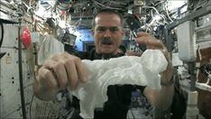 The 13 Coolest Things Commander Chris Hadfield Taught Us About Living In Space