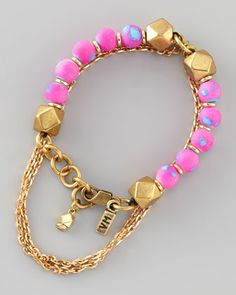 Dreams May Come Bracelet by Vanessa Mooney at Neiman Marcus.