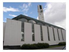 Church of the Plains - Alvar Aalto _in_Seinaejoki_Seinaejoki