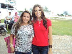 Miss Brasil no Haras Caruaru