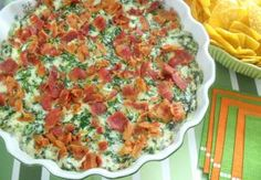 The Best Hot Spinach Dip Ever! > Start Cooking