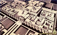 Reconstrucción del Palacio de Jorsabad (713-706 a.C.)