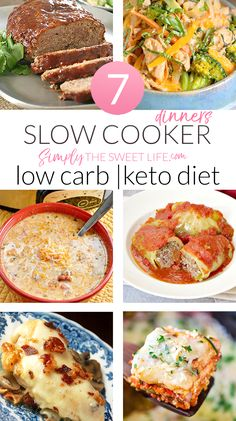 7 Low Carb Keto Diet