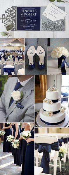 Decoração de Casamentos - Inspire-se com as dicas da Deck7 Festas e Eventos Personalizados www.deck7.com.br