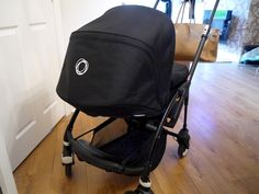 Bugaboo Bee Plus All Black Pram Review... My Pram