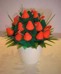 flores hechas con gominolas - Buscar con Google