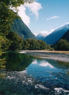 The Milford Track, New Zealand