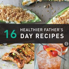 Get ready for Father's Day by preparing some delicious recipes. #fathersday #funfood