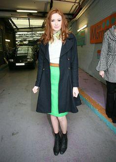 Karen Gillan style