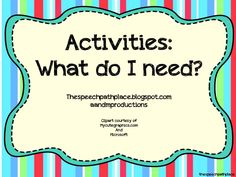 The Speech Path Place Speech Language Therapy, Speech And Language, Speech Therapy, Speech Pathology, What If Questions, This Or That Questions, How To Make Cookies, Making Cookies, Receptive Language