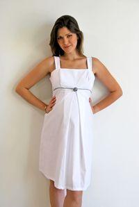 grávida-vestido-branco
