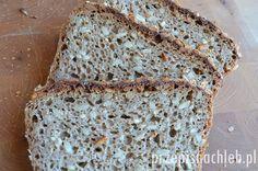 Najlepszy chleb razowy jaki do tej pory udało mi się upiec. Zarazem najprostszy…