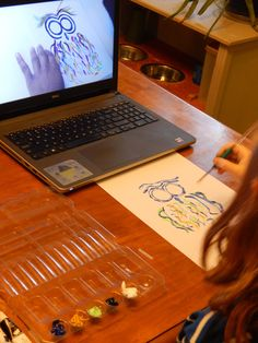 5 Ways Online Art Lessons Benefit Your Homeschool – Far From Normal
