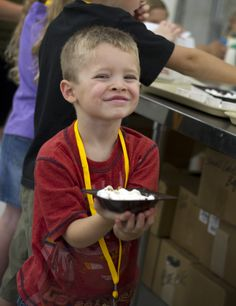 Happy VIPer and Chocolate Pizza Maker!
