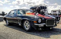 """Tom Tarsia's Badass Record Setting Outlaw Big Tire Camaro. Crew @muscle.car.mayhem @extreme_dragracing @anything_dragracing @dragnewz @660outlawz…"""