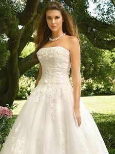It is the beginning of a brand new life, so face it with confidence and joy with Casablanca Bridal 2017 wedding dress. Description from madamebridal.com. I searched for this on bing.com/images