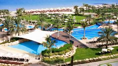 #WestinMinaSeyahiBeachResort and Spa is amazing location situated  in Dubai the facilities  like fitness centre, outdoor pools, beauty shop, spa.
