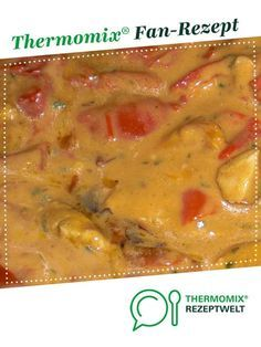 Geschnetzeltes mit Kokosmilch Sliced ​​with Xlamont coconut milk. A Thermomix ® recipe for the main course with meat category www.de, the Thermomix ® community. Crock Pot Recipes, Healthy Chicken Recipes, Casserole Recipes, Meat Recipes, Pasta Recipes, Vegetarian Recipes, Dinner Recipes, Vegetable Soup Healthy, Vegetable Drinks