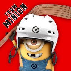 Despicable Me  Hockey Minion