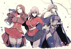 Fantasy Characters, Female Characters, Anime Characters, Fate Zero, Thicc Anime, Anime Comics, Manga Girl, Anime Art Girl, Type Moon Anime
