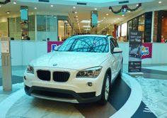 Promoção de Natal do Neumarkt Shopping presenteia com BMW X1  A cada R$ 250,00 em compras o cliente ganha um cupom para concorrer ao carro