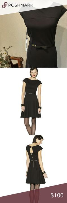 Kate Young Classic Drop Waist LBD Since her early days at Vogue, Kate Young has built a career as a renowned stylist for cover shoots, luxury brands and Hollywood stars. Inspired by the sparkle of diamonds, champagne and the midnight sky, Kate designs original, chic and covetable looks that are true show stoppers. Kate Young Dresses Midi