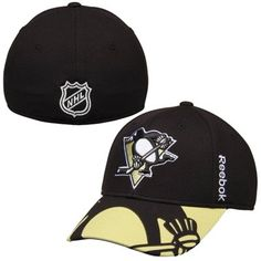 Pittsburgh Penguins Reebok 2015 NHL Draft Hat. Hockey Boards fd06443c3e62
