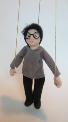 Harry Potter Marionettes by pottermouth