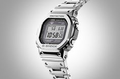 980d94c70 The new Casio G-Shock GMW-B 5000 watch with images, price, background,  specs, & our expert analysis.