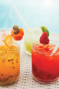 Calling all budding mixologists. Why not shake up your cocktail skills with a #caipirinha, as served by the pool at Rio's Belmond Copacabana Palace.