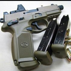 FNP-45 Tactical. www.Rgrips.com Find our speedloader now!  www.raeind.com  or  http://www.amazon.com/shops/raeind