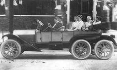 Milton Reeves's 1912 Overland Sextoauto