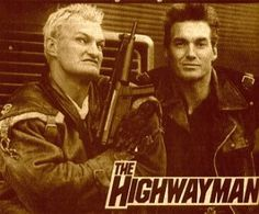 A show described as Mad Max meets Knight Rider.