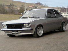 Opel Ascona 20 S