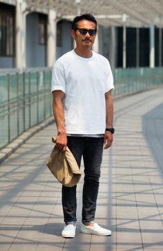 일본 남성 잡지 오션스(oceans)가 제안하는 30~40대 남자들의 스트릿 패션 : 네이버 블로그