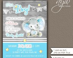 358 best unique baby shower invitations images on pinterest in 2018 printable invitations matching party decor by find this pin and more on unique baby shower filmwisefo
