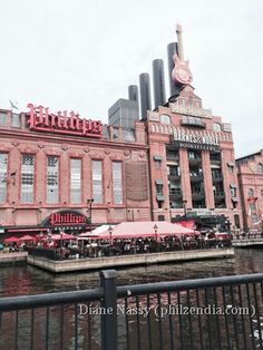 Phillips Seafood at Baltimore Inner Harbor